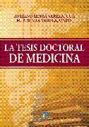 LA TESIS DOCTORAL DE MEDICINA.
