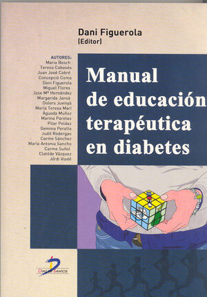 MANUAL DE EDUCACIÓN TERAPÉUTICA EN DIABETES