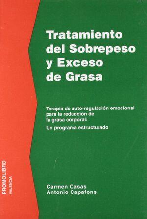 TRATAMIENTO DE SOBREPESO Y EXCESO DE GRASA