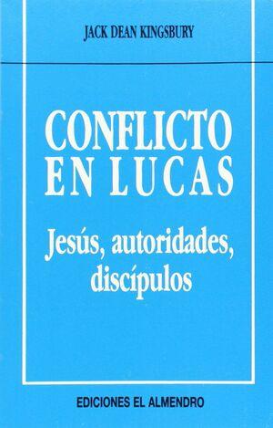 CONFLICTO EN LUCAS