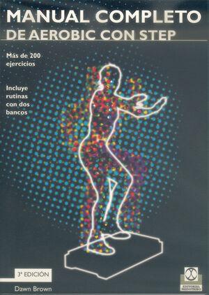 MANUAL COMPLETO DE AERÓBIC CON STEP
