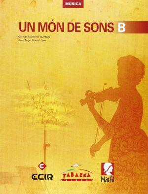 UN MÓN DE SONS B