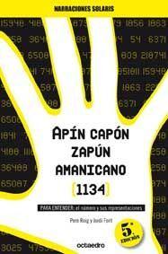APÍN CAPÓN ZAPÚN AMANICANO (1134)