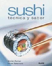 SUSHI, TÉCNICA Y SABOR
