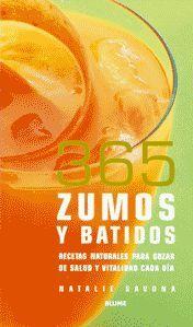 365 ZUMOS Y BATIDOS