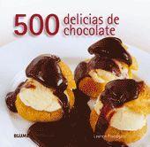 500 DELICIAS DE CHOCOLATE