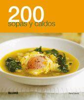 200 SOPAS Y CALDOS