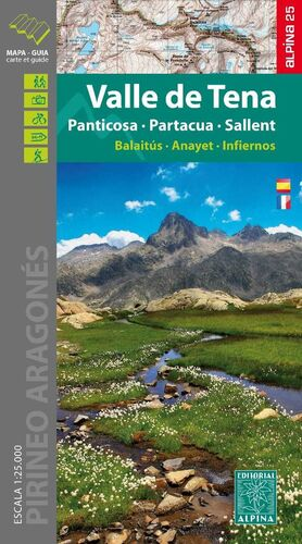 VALLE DE TENA - PANTICOSA, PARTACUA, SALLENT