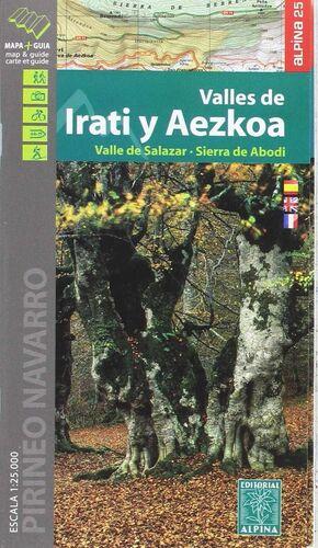 VALLES DE IRATI Y AEZKOA
