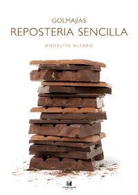 GOLMAJIAS. REPOSTERIA SENCILLA