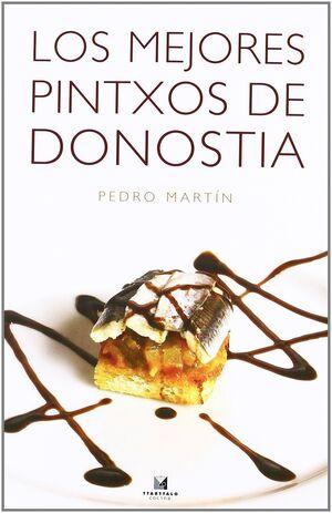 LOS MEJORES PINTXOS DE DONOSTIA