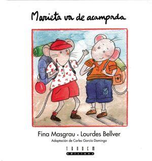 MARIETA VA D'ACAMPADA