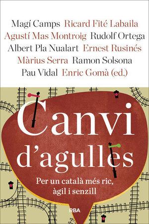CANVI D'AGULLES