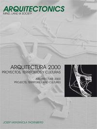 ARQUITECTURA 2000. PROYECTOS, TERRITORIOS Y CULTURAS