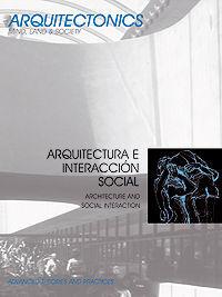 ARQUITECTURA E INTERACCIÓN SOCIAL