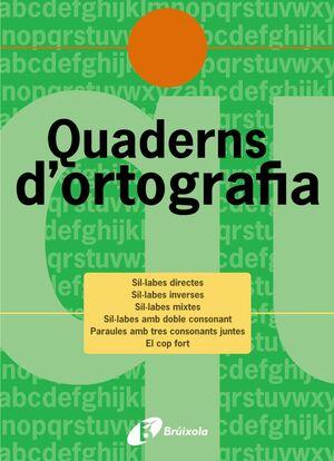 QUADERN D'ORTOGRAFIA 1