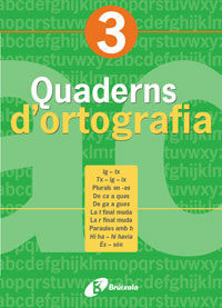 QUADERN D'ORTOGRAFIA 3