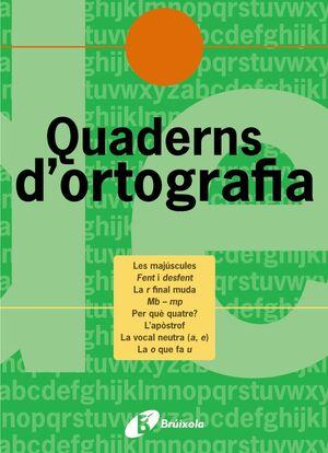 QUADERN D'ORTOGRAFIA 4