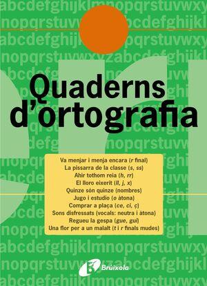 QUADERN D'ORTOGRAFIA 5