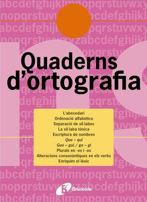QUADERN D'ORTOGRAFIA 6
