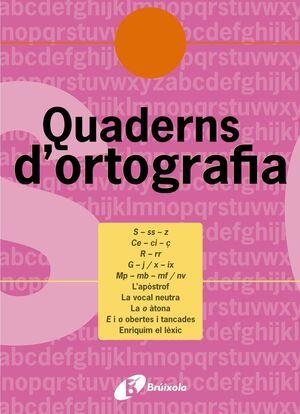 QUADERN D'ORTOGRAFIA 7