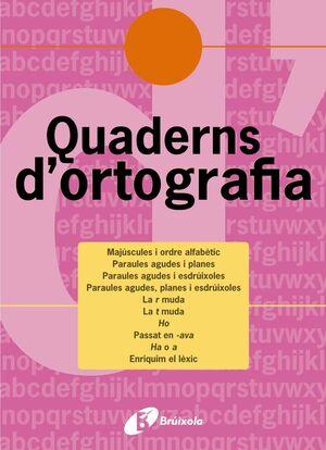 QUADERN D'ORTOGRAFIA 8