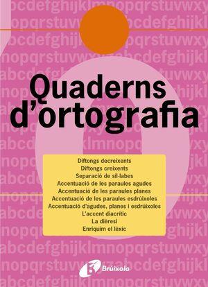 QUADERN D'ORTOGRAFIA 9