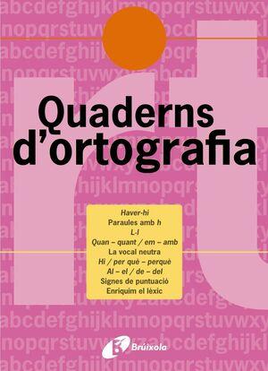 QUADERN D'ORTOGRAFIA 10