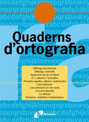 QUADERN D'ORTOGRAFIA 13