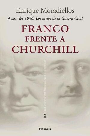 FRANCO FRENTE A CHURCHILL.