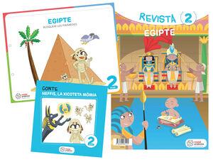 EGIPTE (BUSQUEM LES PIRÀMIDES)
