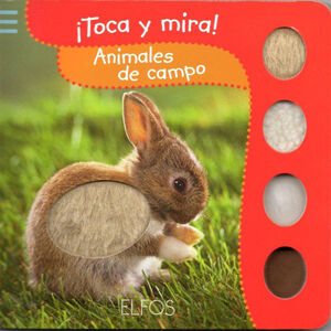 TOCA Y MIRA. ANIMALES DE CAMPO
