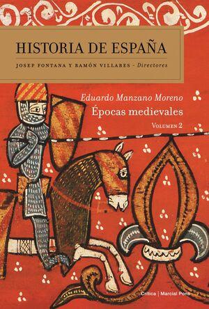 HISTORIA DE ESPAÑA 2 LOS REINOS MEDIEVALES