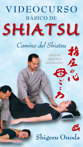 VIDEOCURSO BÁSICO DE SHIATSU