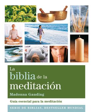 LA BIBLIA DE LA MEDITACIÓN