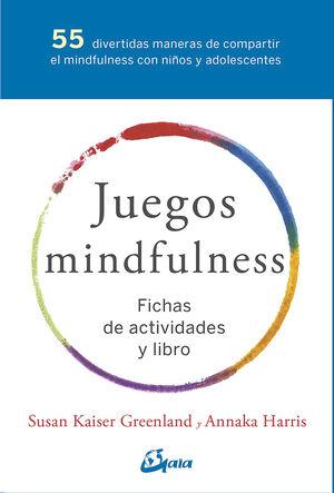 JUEGOS MINDFULNESS (PACK)