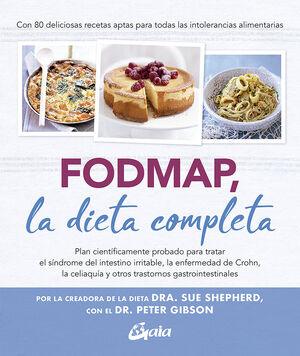 FODMAP, LA DIETA COMPLETA