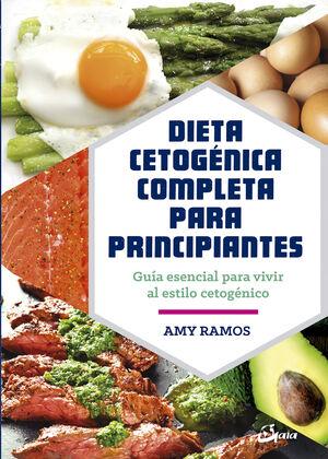 DIETA CETOGÉNICA COMPLETA PARA PRINCIPIANTES (E-BOOK)