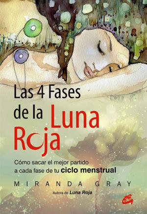 LAS 4 FASES DE LA LUNA ROJA (E-BOOK)