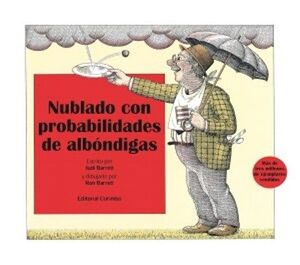 NUBLADO CON PROBABILIDADES DE ALBÓNDIGAS