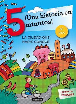 ¡UNA HISTORIA EN 5 MINUTOS! LA CIUDAD QUE NADIE CONOCE