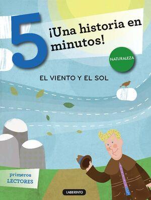 ¡UNA HISTORIA EN 5 MINUTOS! EL VIENTO Y EL SOL
