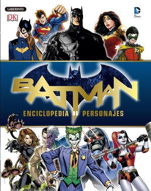 BATMAN. ENCICLOPEDIA DE PERSONAJES