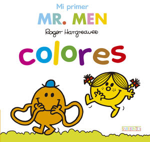 MI PRIMER MR. MEN: COLORES
