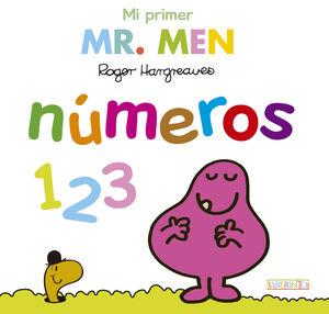 MI PRIMER MR. MEN: NÚMEROS