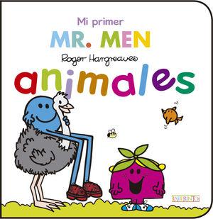 MI PRIMER MR. MEN: ANIMALES