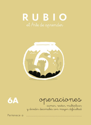 OPERACIONES RUBIO 6A