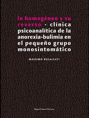 LO HOMOGÉNEO Y SU REVERSO
