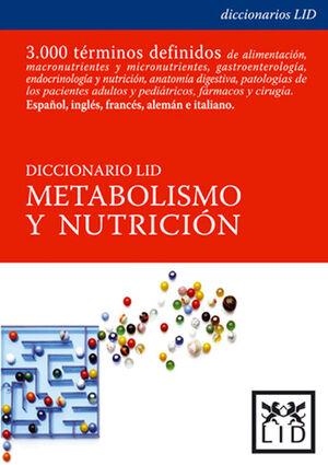 DICCIONARIO DE METABOLISMO Y NUTRICIÓN