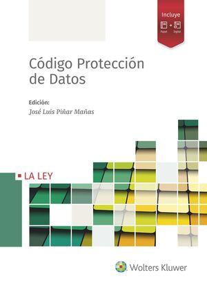 CODIGO DE PROTECCION DE DATOS